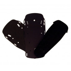 D3 LEVERAGE FRONT PLATE WITH PADS