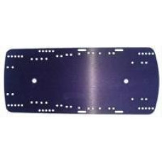 WILEY'S ALUMINUM FRONT BASE PLATE
