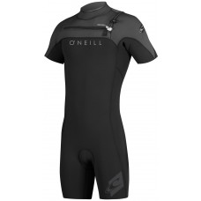 O'NEILL HYPERFREAK FZ 2MM SHORT SLEEVE SPRING